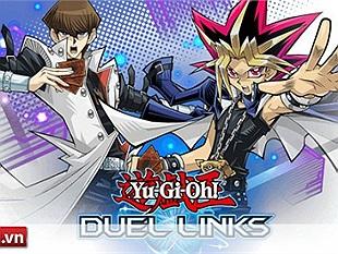 Yu-Gi-Oh! Duel Links ra mắt trên toàn thế giới, hỗ trợ cho cả Android và IOS