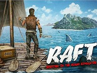 RAFT Survival - Game sinh tồn trên đại dương cực kỳ thú vị