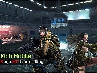 VTC Online sắp cho game thủ Việt chơi game FPS mới mang tên Phản Kích Mobile
