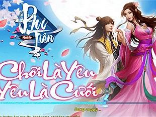 Game HOT Phi Tiên Mobile ấn định ra mắt 26/4