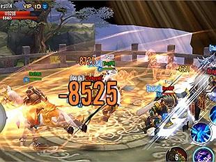 4 lý do nên chơi ngay Mã Đạp Thiên Quân - game Tam Quốc kỵ chiến độc đáo
