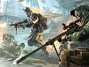 Tựa game bắn súng góc nhìn thứ nhất Warface trở lại vô cùng đẹp mắt trên Xbox One