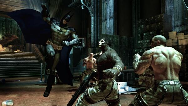 Hồi tưởng lại Batman: Arkham Asylum tựa game được đánh giá xuất ...
