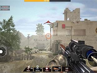 """Chìm nghỉm sau dự án game sinh tồn Bullet Strike: Battlegrounds, Horus """"tái chế"""" bằng sản phẩm game sniper sinh tồn độc đáo"""