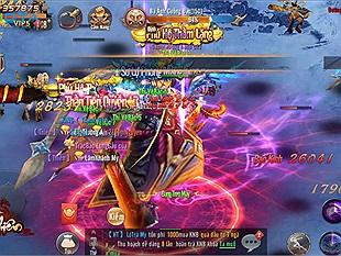 Game thủ hào hứng trải nghiệm Ngạo Thiên Mobile sau 2 ngày thử nghiệm đầu tiên
