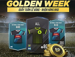 """FIFA Online 4 mở sự kiện """"ngon"""" nhất từ trước đến nay - free thẻ NHD"""