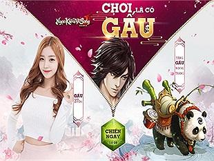 Ngạo Kiếm Vô Song 2 thân tặng game thủ hàng trăm Giftcode nhân dịp ra mắt MCM Nga My vào lúc 10h sáng nay (18/07)