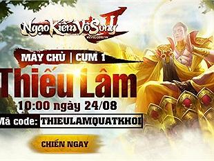 """Ngạo Kiếm Vô Song 2: Thiếu Lâm trỗi dậy – game thủ biến thành """"thầy chùa"""" tung hoành giang hồ"""