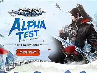 10h00 ngày 18/9 - Webgame Nghịch Thủy Hàn tặng game thủ 5.000.000 VND để trải nghiệm Alpha Test