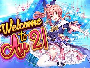Au 2! game vũ đạo thời trang thế hệ mới trên mobile sắp ra mắt tại thị trường Việt Nam