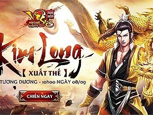 Ra mắt máy chủ mới Kim Long, Ngạo Kiếm Vô Song giới thiệu luôn giải đấu Tứ Long Xưng Bá