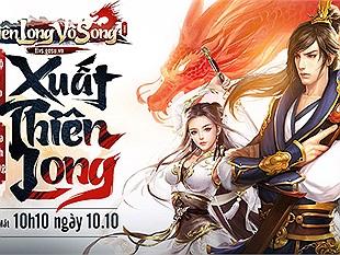 Thiên Long Vô Song – bản mobile tuyệt đỉnh của Thiên Long Bát Bộ chính thức ra mắt