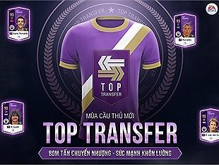 """FO4: Thẻ mùa giải mới Top Transfer, vô số các cầu thủ có chỉ số """"khủng"""" sẽ ra mắt vào ngày 10/10"""