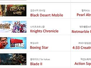 Korea Game Awards 2018 - Game mobile chiến phần lớn các đề cử giải thưởng