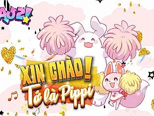 Au 2!: Pippi chàng thỏ béo dễ thương khiến game thủ mê mẩn