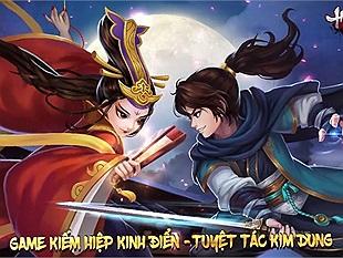 Giang Hồ Hiệp Khách Lệnh: Game thẻ tướng kiếm hiệp sắp ra mắt tại Việt Nam