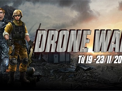 Lộ diện bảng đấu Drone War Phục Kích - Căng thẳng ngay từ những trận đầu