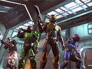 Shadowgun Legends - Game FPS cực chất cho game thủ yêu game mobile