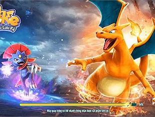Làng Quái Thú Mobile - Game Pokémon độc đáo ra mắt cuối năm 2018