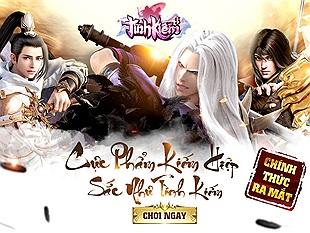 Tình Kiếm 3D – Cực Phẩm Kiếm Hiệp chính thức ra mắt 10h hôm nay 26/12, tặng ngay Giftcode cho game thủ