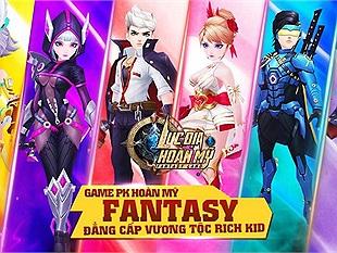 Lục Địa Hoàn Mỹ Mobile tặng Giftcode mừng game chính thức ra mắt 19/12