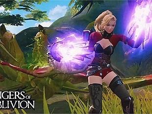 Rangers of Oblivion - Game 3D săn quái thú độc đáo trên mobile