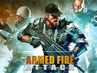 Armed Fire Attack - Tựa game bắn súng FPS Mobile vô cùng thú vị