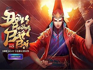 Cửu Âm Chân Kinh ấn định ngày 11/01 sẽ chính thức ra mắt máy chủ mới  Đông Phương Bất Bại