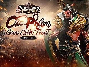 Tam Quốc Vương Giả - Game mobile chiến thuật SLG chuẩn bị được Funtap phát hành tại Việt Nam