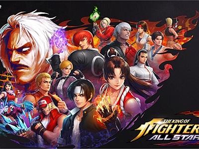 The King of Fighters Allstar đã được Netmarble chính thức ra mắt toàn thế giới