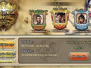 Game thủ Việt Nam bất ngờ vô địch thế giới trong Đại Chiến Tam Quốc