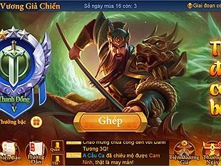 Danh Tướng 3Q - VNG - Game mobile thẻ tướng Tam Quốc sắp ra mắt game thủ Việt Nam