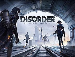 Game bắn súng hậu tận thế Disorder chính thức được thử nghiệm