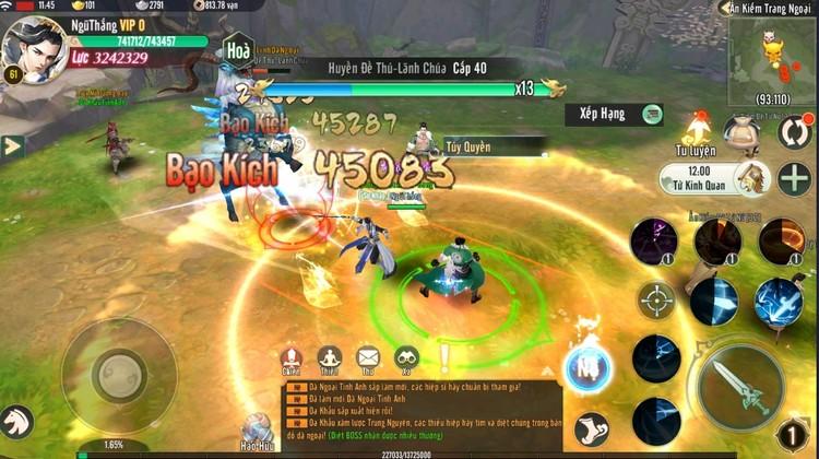 NKVS 5.0 Mobile cung cấp 5 tip đơn giản để tăng cấp nhanh
