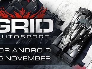 GRID Autosport cuối cùng cũng có mặt trên nền tảng Android và cuối tháng 11