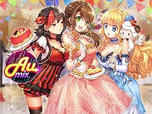 Chưa ấn định ngày ra mắt nhưng Au Mix đã rần rần fan cứng, nắm rõ trong lòng bàn tay ti tỉ tính năng cực độc của game