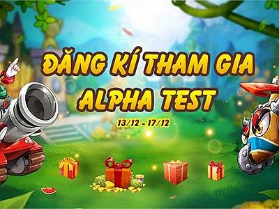 Bom tấn NewGunbound mở đăng ký Alpha Test, đếm ngược chờ ngày siêu phẩm ra mắt