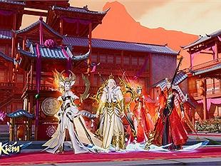 Lãng Tử Kiếm 3D sẽ sớm ra mắt game thủ Việt trong quý 1 - 2020
