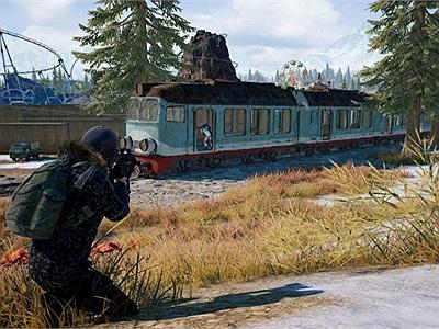 """Xe lửa trong Vikendi phá hủy mọi phương tiện cản đường nhưng """"chịu thua"""" trước vật này"""