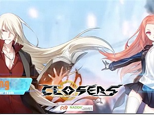 """Closers ra mắt hai nhân vật mới team Wildhüter, hứa hẹn sự """"bùng nổ"""""""