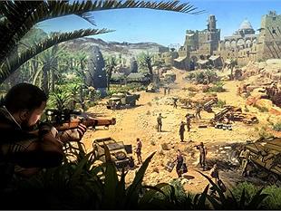 Sniper Elite 3 đại diện xuất sắc của dòng game bắn tỉa nay đã hay lại còn nhẹ
