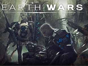 Tải ngay Earth WARS: Retake Earth - Game nhập vai hành động chống quái vật ngoài hành tinh