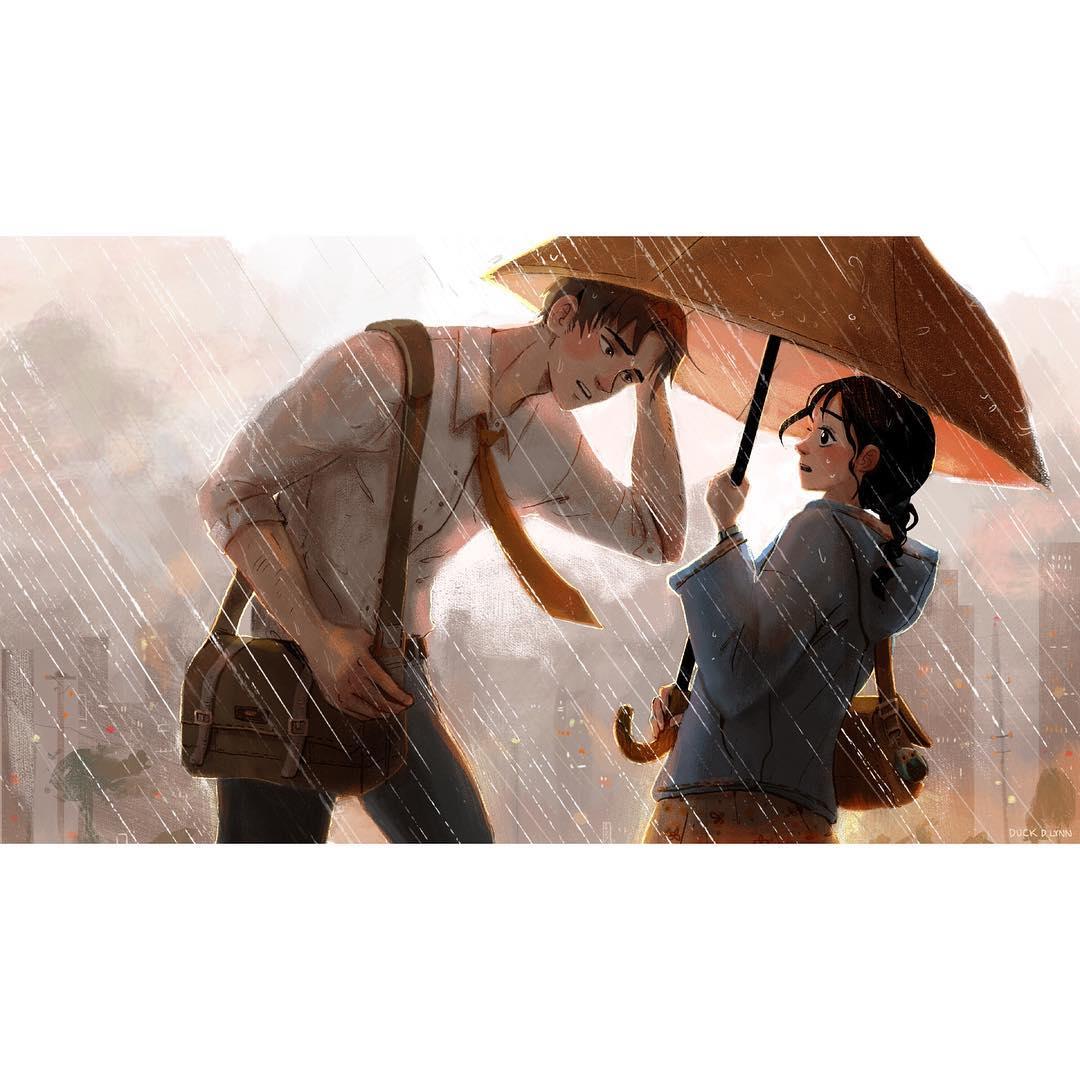 Bộ tranh về những điều nhỏ bé dễ thương chỉ những cặp đôi yêu nhau thực sự mới có Marry