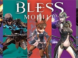 Trải nghiệm nhanh Bless Mobile - Game mobile MMORPG mới của Hàn Quốc