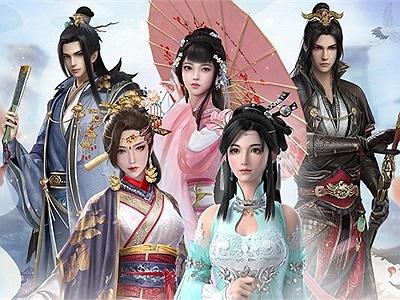 Tỷ Muội Hoàng Cung - Game hoàng cung 3D trên mobile sắp được VNG phát hành tại Việt Nam