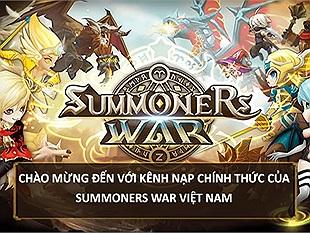 """Summoners War tặng miễn phí giftcode cho game thủ khi sử dụng cổng thanh toán """"made by Funtap"""""""