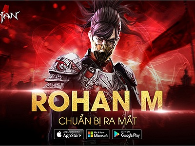 Khám phá Rohan M - MMORPG cực chất sắp được VTC Game cho ra mắt tại Việt Nam