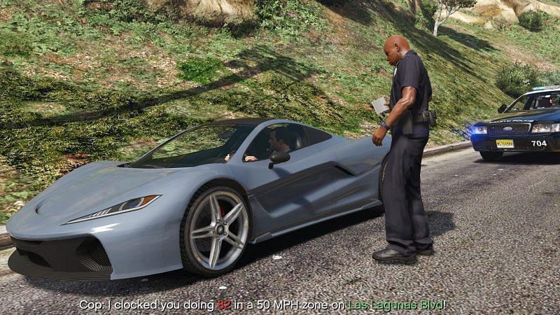 Top 5 bản MOD cho GTA V hay nhất trong lịch sử