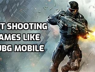 Tổng hợp 5 game bắn súng sinh tồn giống PUBG Mobile