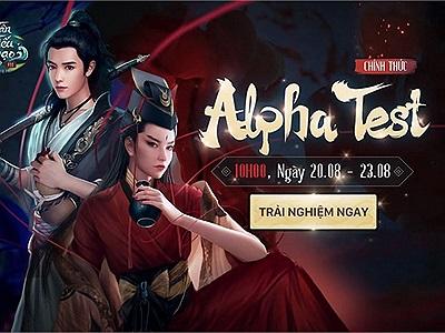 Ngày mai – 20/8, game thủ Việt sẽ được chơi Tân Tiếu Ngạo VNG